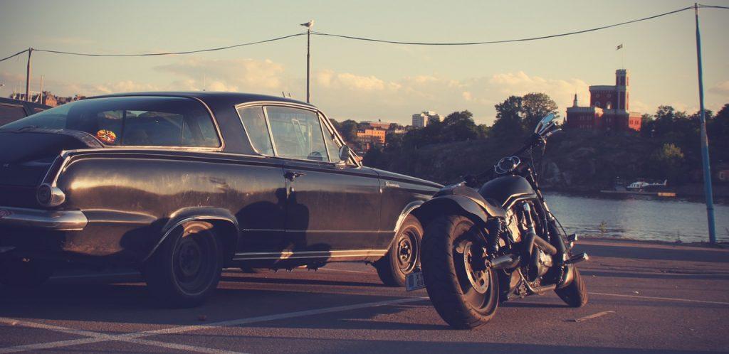 car, motorbike, motor